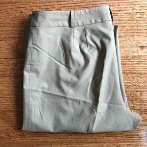 ELLEN TRACY TAN PANTS